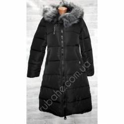 Куртка женская Зима (L-3XL) оптом -47317