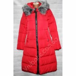 Куртка женская Зима (L-3XL) оптом -47318