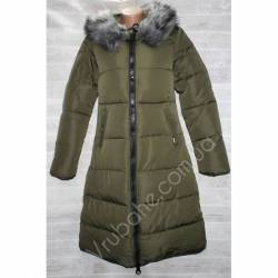 Куртка женская Зима (L-3XL) оптом -47319