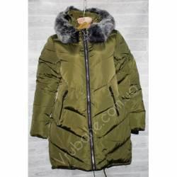 Куртка женская Зима (L-2XL) оптом -47321