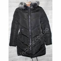 Куртка женская Зима (L-2XL) оптом -47322