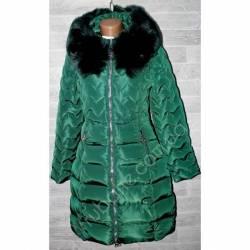 Куртка женская Зима (L-4XL) оптом -47387