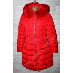 Куртка женская Зима (L-4XL) оптом -47390