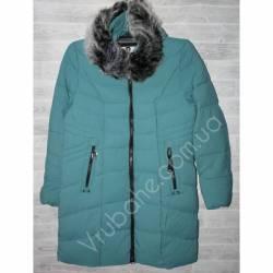 Куртка женская Зима батал (50-58) оптом -47391