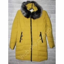 Куртка женская Зима батал (50-58) оптом -47396