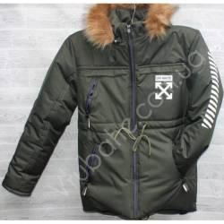 Куртка мужская юниор оптом (40-48) -47497