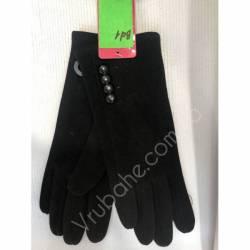 Перчатки женские трикотаж оптом-47621