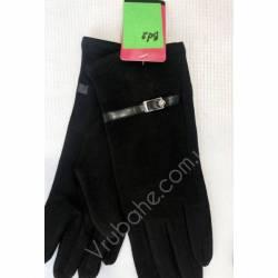 Перчатки женские трикотаж оптом-47622