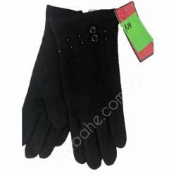Перчатки женские трикотаж оптом-47640