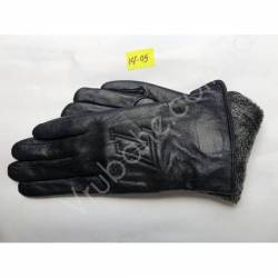 Перчатки женские кожа оптом-47779