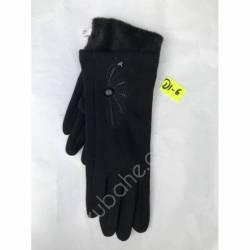Перчатки женские трикотаж оптом-47823