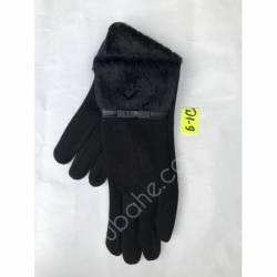 Перчатки женские трикотаж оптом-47825