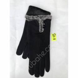 Перчатки женские трикотаж оптом-47827