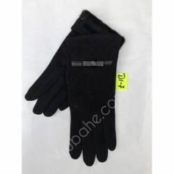 Перчатки женские трикотаж оптом-47828