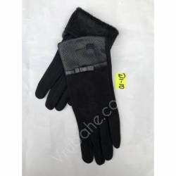 Перчатки женские трикотаж оптом-47829