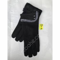Перчатки женские трикотаж оптом-47831