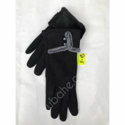 Перчатки женские трикотаж оптом-47835