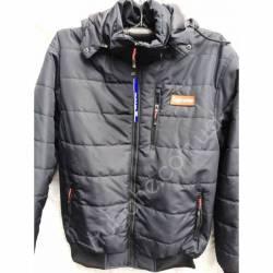 Куртка мужская батал оптом (56-66) -48834