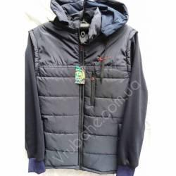 Куртка мужская батал оптом (56-66) -48837