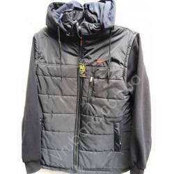 Куртка мужская батал оптом (56-66) -48838