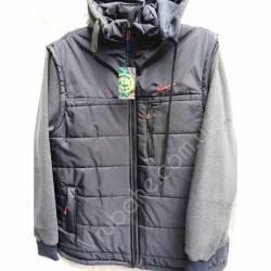 Куртка мужская батал оптом (56-66) -48839