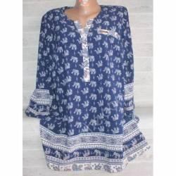 Блуза женская (54-62) оптом -49608