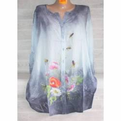 Блуза женская (50-56) оптом -49611