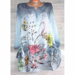 Блуза женская (50-56) оптом -49612