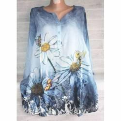 Блуза женская (50-56) оптом -49614