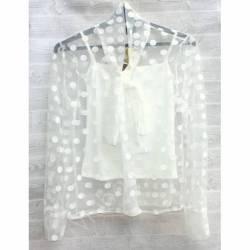 Блуза женская (44-48) оптом -49946