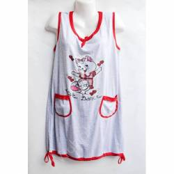Ночная рубашка оптом (XL-4XL) D61 -50078