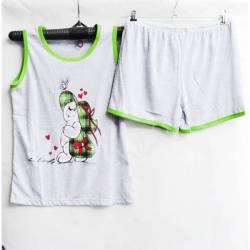 Пижама женская оптом (XL-4XL) B40 -50105