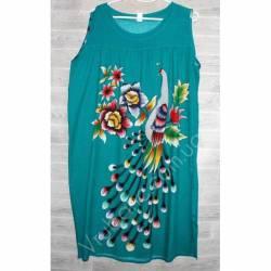 Халат-платье женский батал оптом (60-62)-52860
