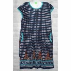 Халат-платье женский батал оптом (54-60)-52894