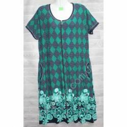 Халат-платье женский оптом (50-56)-52974