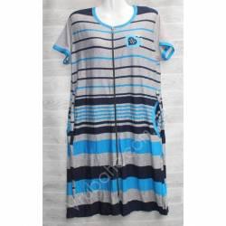 Халат-платье женский оптом (50-56)-52985