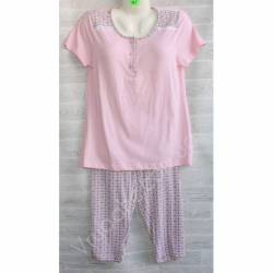 Пижама женская оптом (46-56) -53049