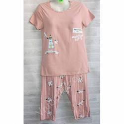 Пижама женская оптом (46-56) -53050