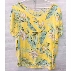 Блуза женская (56-60) Китай оптом-53307