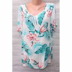 Блуза женская (56-60) Китай оптом-53308