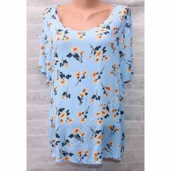 Блуза женская (56-60) Китай оптом-53310
