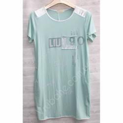 Платье женское (XL-5XL) Китай оптом 616-1-53565
