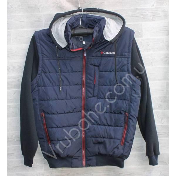 Куртка мужская норма (48-56) оптом -58387
