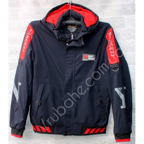 Куртка мужская норма (48-56) оптом 988-60 -58393