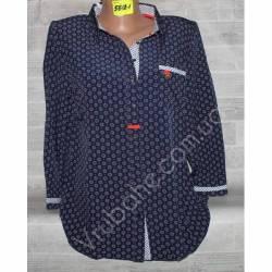 Блуза женская (48-54) Китай 5512-1 оптом-59042