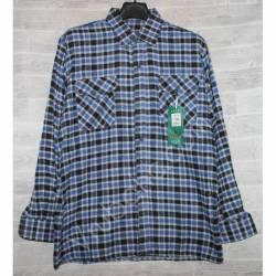 Рубашка мужская HETAI (XL-5XL) Китай оптом A66-59228