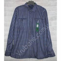 Рубашка мужская с мехом HETAI (XL-5XL) Китай оптом A604-59243