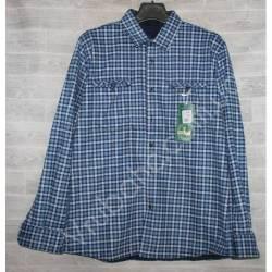 Рубашка мужская с мехом HETAI (XL-5XL) Китай оптом A604-59245