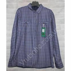 Рубашка мужская с мехом HETAI (XL-5XL) Китай оптом A603-59248