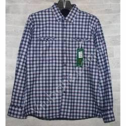 Рубашка мужская с мехом HETAI (XL-5XL) Китай оптом A603-59252